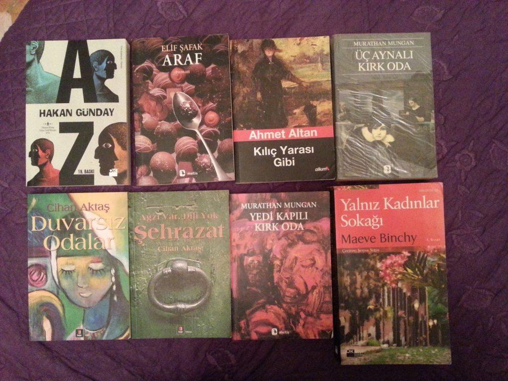 ölmeden önce okunacak kitaplar