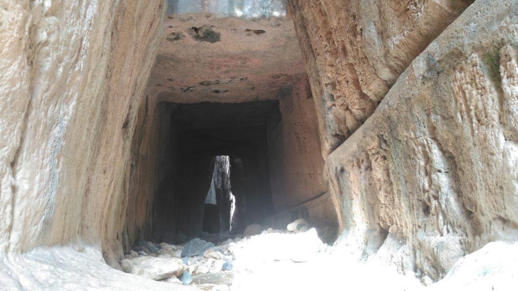 Titus Tüneli, Vakıflı Köyü
